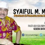Syaiful Maghsri : Penemu dan Formulator Ilmu Bioenergi