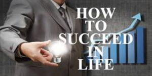 Meraih kesuksesan hidup