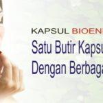Kapsul Bioenergi Solusi Masalah Hidup yang Praktis dan Efektif