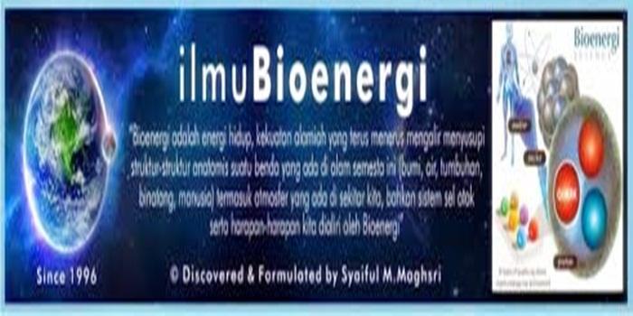 Ilmu Bioenergi