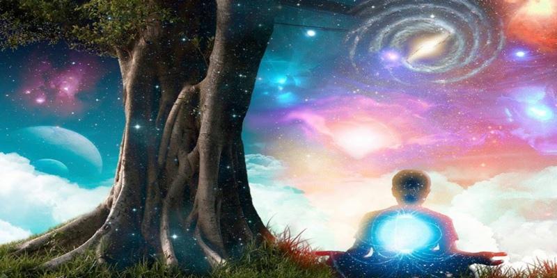 Cara menyerap energi alam semesta