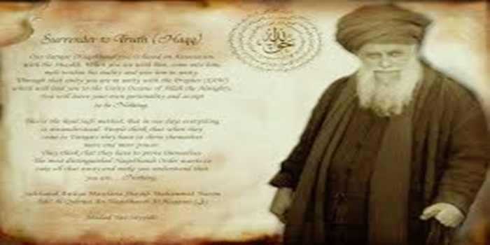 mencari guru spiritual Islam