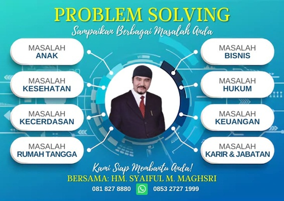 Konsultasi Masalah